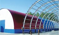 Быстровозводимые металлоконструкции в Орле