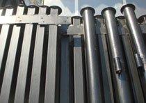 Металлические столбы в Орле изготовление и монтаж г.Орёл
